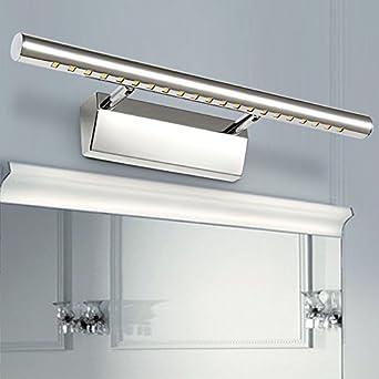 Schmink Leuchte Einfache Und Moderne LED Glas Make Up Beleuchtung Badezimmer  Spiegelleuchten