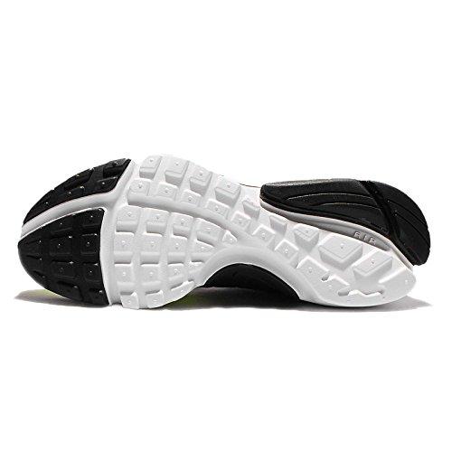 s Nike Volt Air Men 42 5 Shoes Ultra Flyknit 7 UK white EU Black Blue Running Presto XqXd6rw