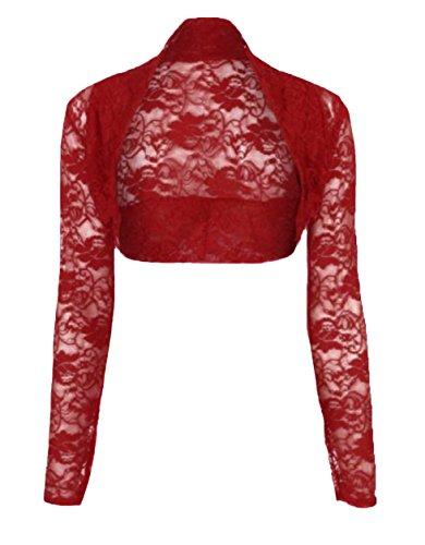 FATAL FASHION - Camiseta de manga larga - para mujer Wine
