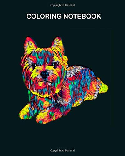 Yorkshire Terrier coloring page from Dogs category. Select from ... | 500x400