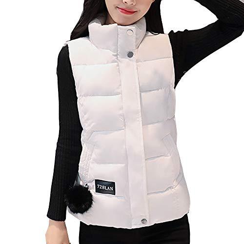 Clearance!Dressin Women Packable Lightweight Down Vest Outdoor Puffer Vest ()
