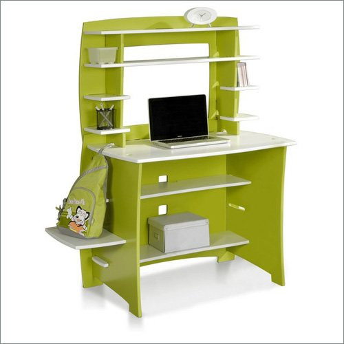 Child Friendly Computer Desk 36 in x 27in x 54in Easy Assembly