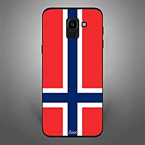 Samsung Galaxy J6 Norway Flag