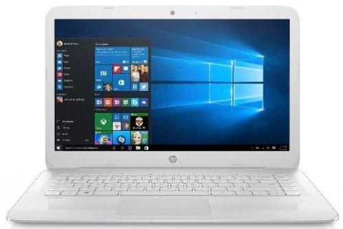 Aba Vga Webcam - HP Stream Notebook (Snow White) - 14-AX027CL - Intel Celeron, 4GB RAM, 32GB SSD (Certified Refurbished)