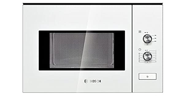 Bosch HMT82M624 Integrado 25L 900W Color blanco - Microondas ...