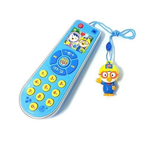 Pororo Laugh & Learn Learning Remote Toy