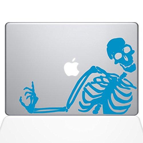 逆輸入 The Light Decal Guru 2078-MAC-15X-LB No You Didn't No Skeleton Decal Skeleton Vinyl Sticker 15 MacBook Pro (2016 & Newer) Light Blue [並行輸入品] B0788JD44Z, インテリア マルキン:1f687fc4 --- a0267596.xsph.ru