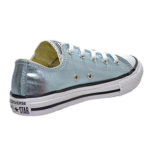 Converse Ct Wash Neon Ox 288300-31-13 Unisex - Kinder Sneaker Metallic Glacier