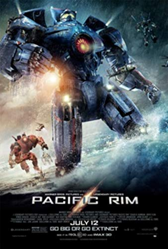 Pacific Rim Movie Poster 24x36 inch for sale  Delivered anywhere in USA
