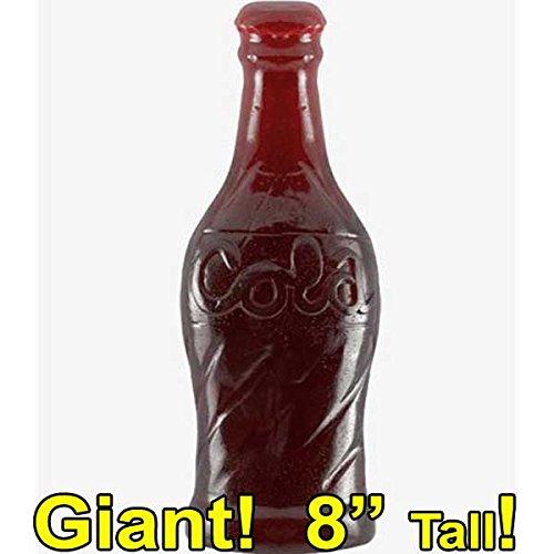 UPC 898259002711, Original World's Largest Giant Gummy Soda BottleTM(cherry Cola) - 8
