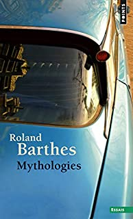 Mythologies, Barthes, Roland