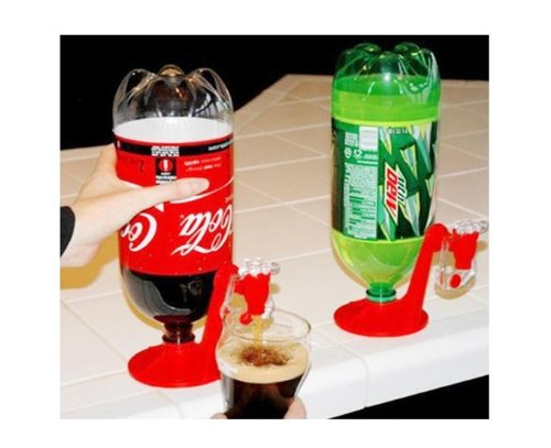 Party Drinking Soda Fridge Fizz Saver Dispenser Carbonated Drinks Machine (Rock Fizz Soda compare prices)