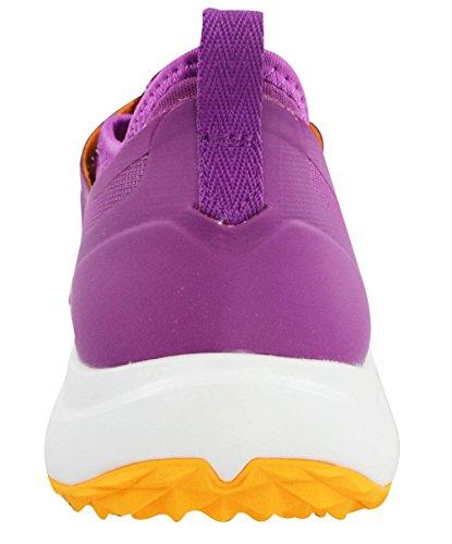 FI Bermuda Blanco de Zapatillas Naranja Morado Golf Mujer Nike para TgdqHvTa