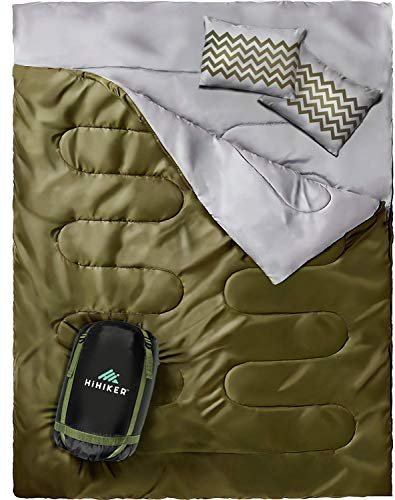 coleman 2 person sleeping bag - 6