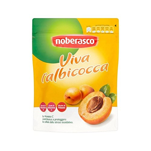 Noberasco Soft Pitted Apricots 200g - Pack of 2: Amazon.com: Grocery & Gourmet Food
