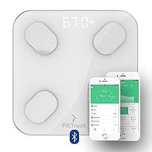 Amazon Com Fittrack Dara Smart Bmi Digital Scale