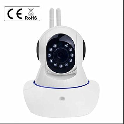 Cámara Ip de Vigilancia,notificaciones Push,Pan/Tilt/Zoom,Instalar Fácil