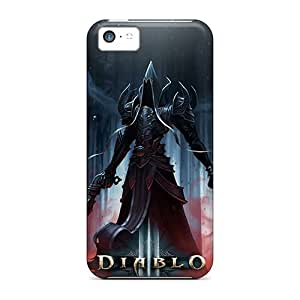 For SBUAmwN3737qWeBw Diablo 3 Reaper Of Souls Protective Case Cover Skin/iphone 5c Case Cover