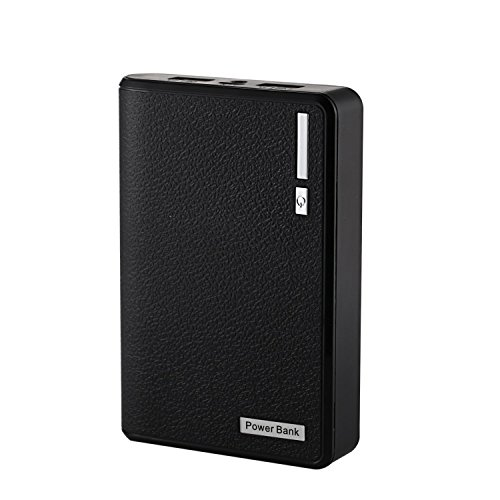 T-Quick 12000mAH  Portable Charger External Battery Pack Power Bank for for Iphone Samsung HTC Android Smartphone