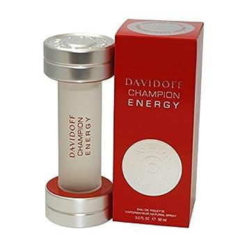 Davidoff Champion Energy Eau De Toilette 90 Ml Amazoncouk Beauty