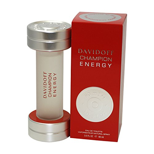 Davidoff Champion Energy Men Eau De Toilette Spray, 3 Ounce
