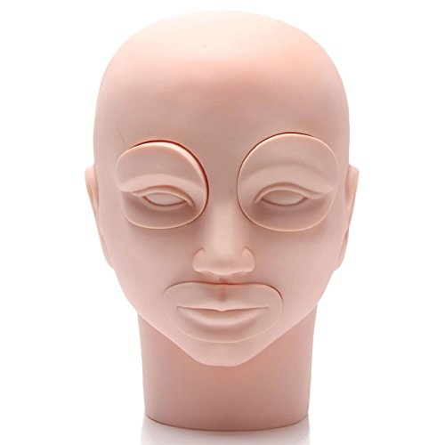 Eyelash Eyebrow Lip Mannequin Head For Makeup Practice Dummy Training Mannequin Head - Mannequin Sunglasses Movie
