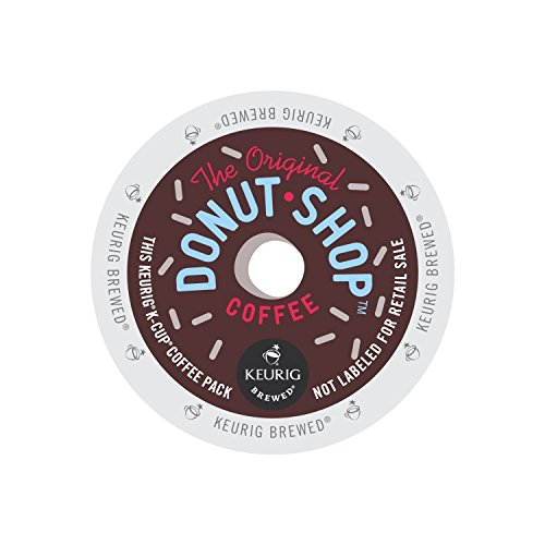 The Original Coffee People Donut Shop, Keurig K-Cups