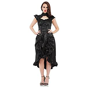 Jawbreaker Gothic Victorian Steampunk Retro Madame of the House Dress