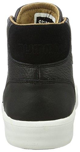 Adulte Noir Lux Black hummel High RMX Stadil Mixte Sneakers Hautes x7xq0THw8
