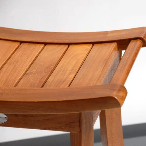 Holden Teak Shower Bench