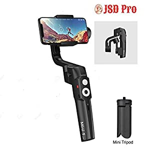 JSD Pro Moza Mini -S - Foldable & Compact - 3 Axis Gimbal for Smartphone & Action Cameras 9