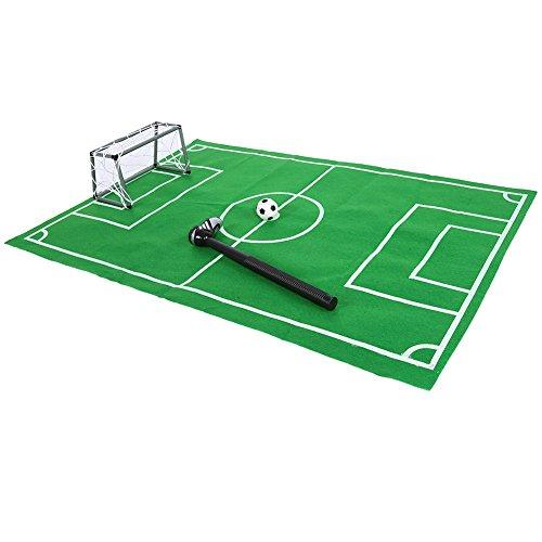 サッカーゲーム ポータブル トイレサッカー玩具セット おもちゃ 子供&大人用 ストレス解消 軽量 携帯便利 自宅 室内屋外に適用
