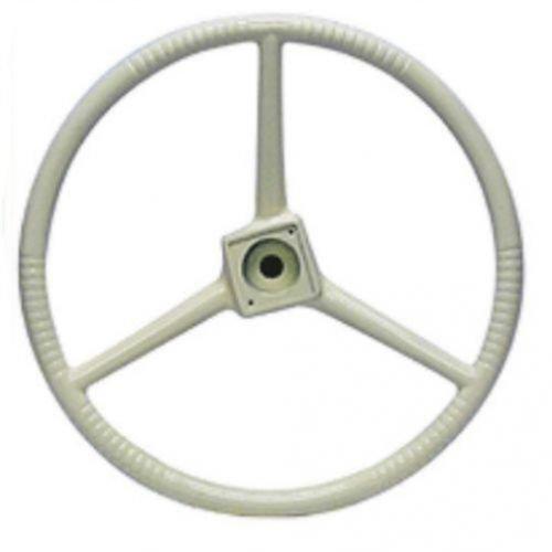 (All States Ag Parts Steering Wheel - Cream Allis Chalmers D17 D21 D15 I600 D19 D12 D14 D10 70233851 Gleaner A2 F K E C E3 70233851)