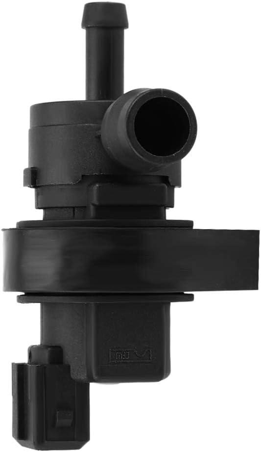 Hlyjonn /évent de soupape de r/éservoir de carburant 13901433603 soupape de reniflard de r/éservoir de carburant en plastique noir pour E46 E39 E38 E53 E85 X5 Z3 Z4 525i 530i 540i