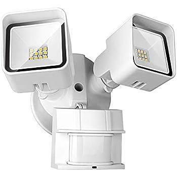 frenchmay led motion sensor security light. Black Bedroom Furniture Sets. Home Design Ideas