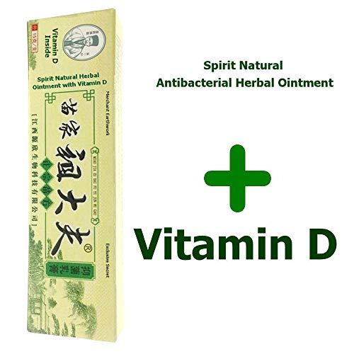 Natural Antibacterial Ointment Dermatitis Psoriasis