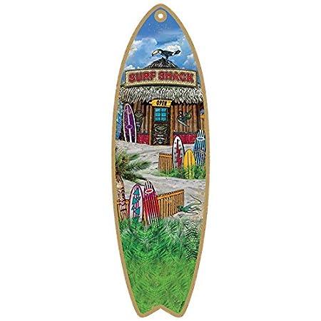41Jsz1w1HEL._SS450_ Surf Decor & Surfboard Decorations