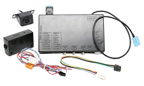 AIE – Rear Camera Interface Kit for (2013-17 select models) of CHEVROLET w/ 7″ MYLINK LCD Radio Display w/Lip Mount Camera Review