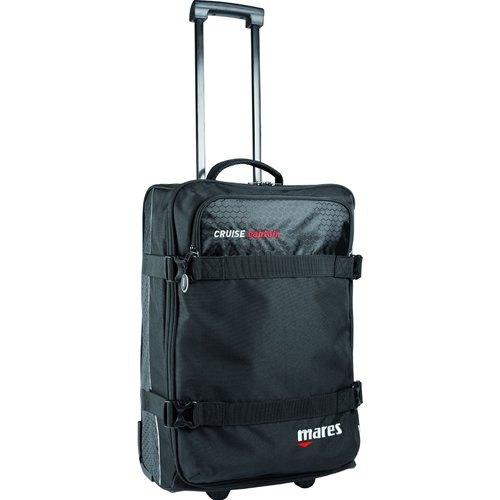 [Mares Cruise Captain Rolling Bag] (Mares Compact)