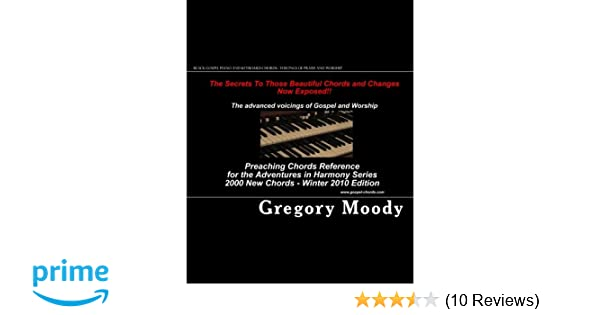 Black Gospel Piano And Keyboard Chords Voicings Of Praise And
