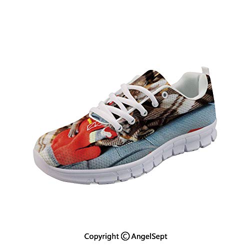 Athletic Shoes Breathable and Mittens Newborns Baby an Fashion Sneakers