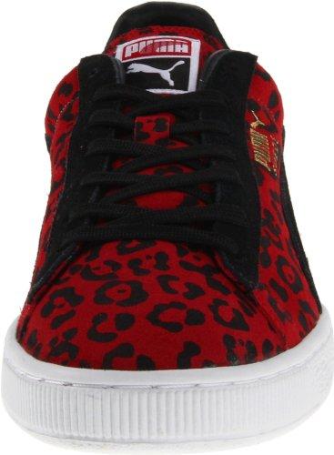 Puma Scamosciato An-ha Haute Red