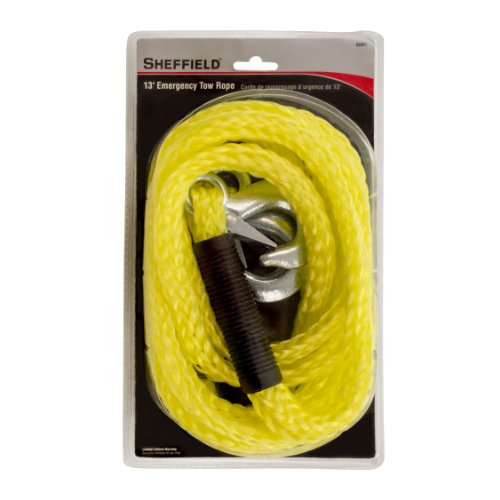 Sheffield Tools 60061 13-Feet Emergency Top Rope