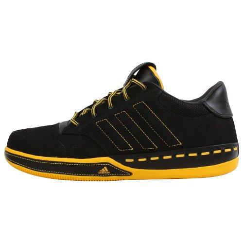 Scarpe Da Uomo Adidas Lux Low Basketball Taglia Nera