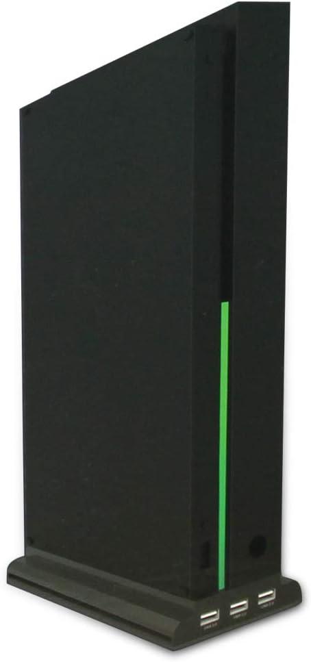 OSTENT 3 Enfriadores Ventiladores Enfriador 3 puertos USB Soporte ...