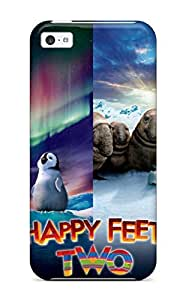 Fashionable XLbncIn2298GBTbw Iphone 5c Case Cover For Happy Feet Two Movie Protective Case
