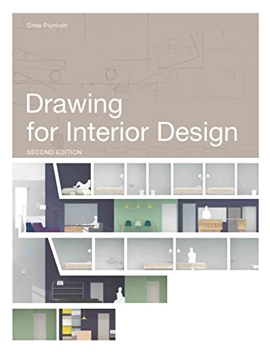 Drawing for Interior Design by Laurence King Publishing