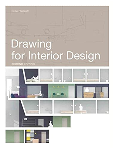 Amazon Com Drawing For Interior Design 9781780671765 Drew