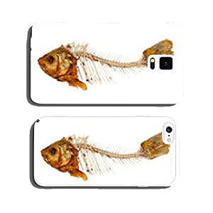 Skeleton of fish cell phone cover case iPhone6 Plus
