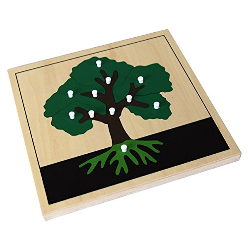 Montessori Tree Puzzle
